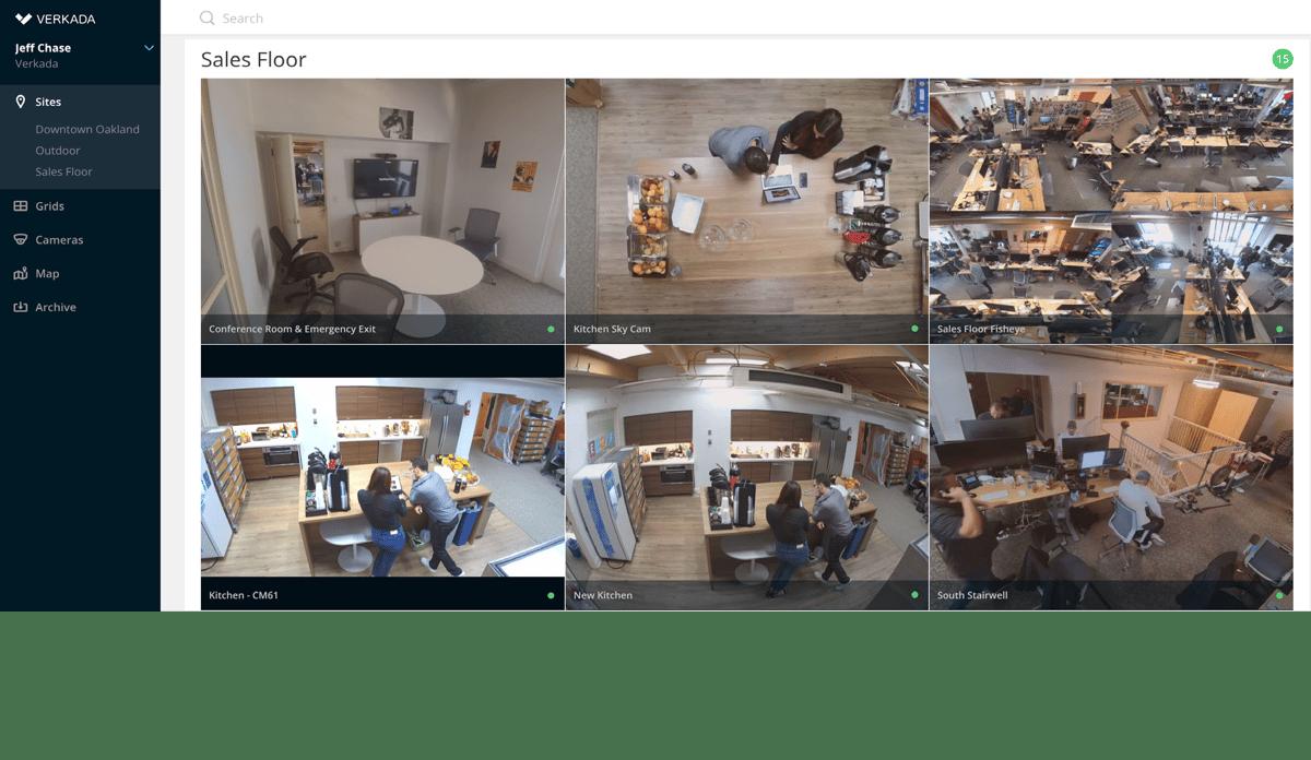 Security Camera Management