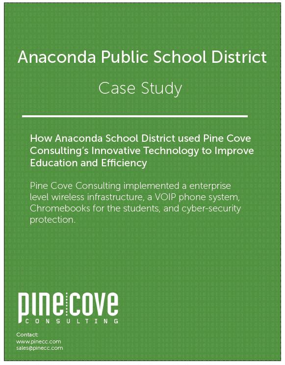 Anaconda School District