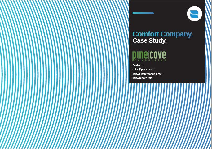 Comfort Company Case Study